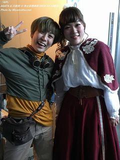 AGATA & 川原梓(#390)