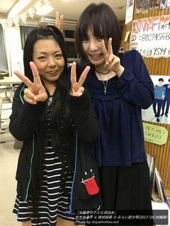 槻城耀羅 & 鈴木未恵子(#55)