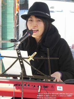中田朝子(あじあん*たむ)(#223)