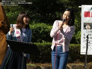 潮崎ひろの & 上野まな(#10135)