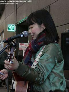 山本紗江(#300)