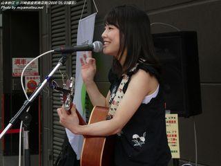 山本紗江(#329)