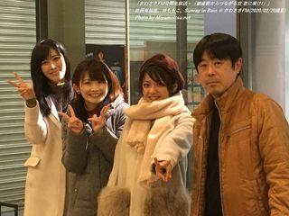 林ももこ、前田有加里、Sunray in Rain(#1106)