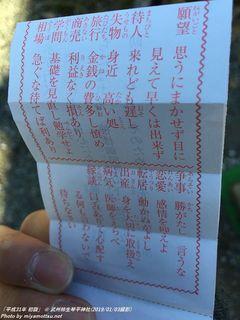 「平成31年初詣」(#10)