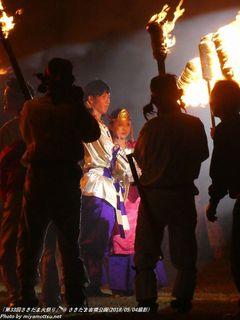 「第33回さきたま火祭り」(#195)