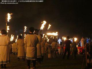 「第33回さきたま火祭り」(#307)
