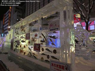 SUSUKINO ICE WORLD(#3)