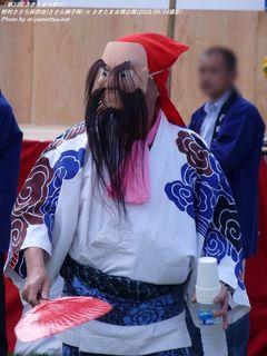 野村ささら保存会(ささら獅子舞)(#211)
