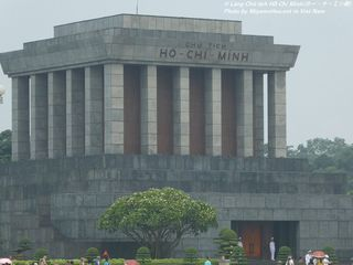 Lăng Chủ tịch Hồ Chí Minh(ホー・チ・ミン廟)(#2)