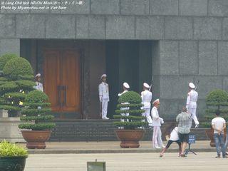 Lăng Chủ tịch Hồ Chí Minh(ホー・チ・ミン廟)(#6)