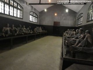 Di Tích Lịch sử Nhà tù Hỏa Lò(ホアロー収容所)(#188)