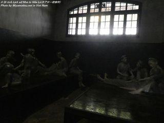 Di Tích Lịch sử Nhà tù Hỏa Lò(ホアロー収容所)(#213)