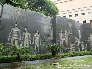 Di Tích Lịch sử Nhà tù Hỏa Lò(ホアロー収容所)(#243)