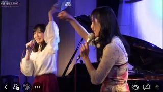 前田有加里 & 岡田茜(ゆかね)(#3057)