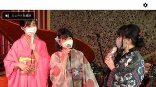潮崎ひろの、前田有加里、金田一芙弥(#17027)
