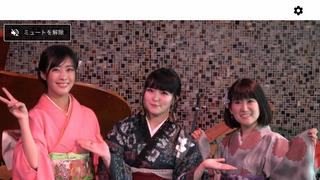 潮崎ひろの、前田有加里、金田一芙弥(#17140)